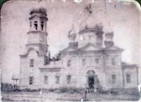 Еще одно фото Архангельского храма
