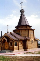 Храм в с. Подгоры во имя священномученика Константина Сухова