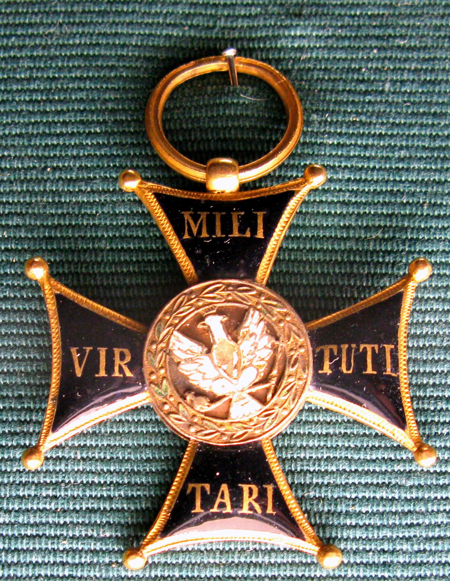 Орден Virtuti Militari