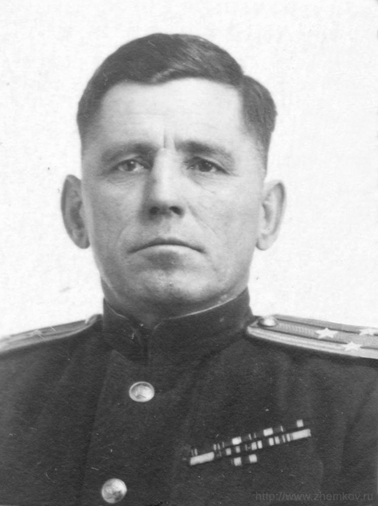 Жемков Сергей Осипович